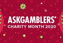 AskGamblers Charity Month