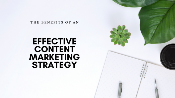Content Marketing Key Benefits
