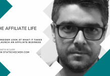 The Affiliate Life with Martin McGarry