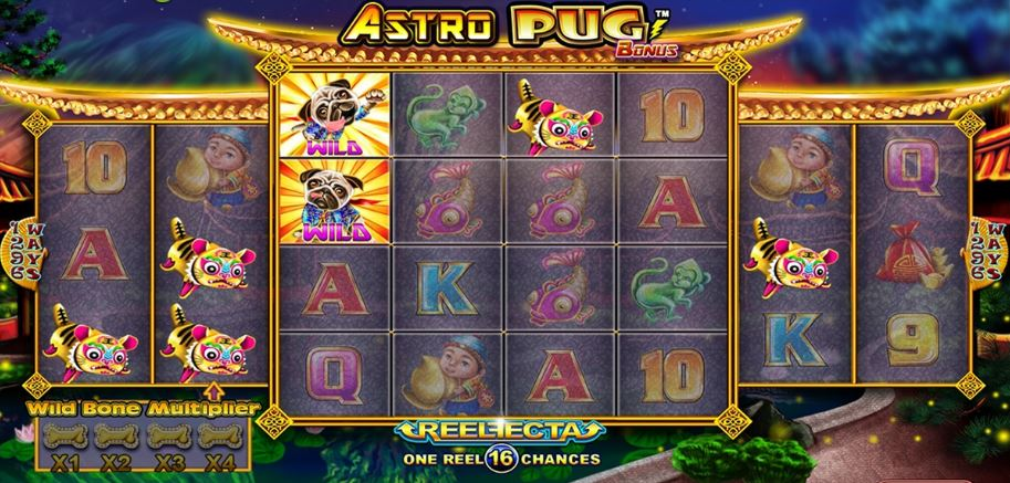 Image result for astro pug slots