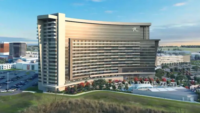 Located in southeastern Oklahoma, near North Texas, the newly expanded Choctaw Casino & Resort in Durant is one of the largest in the US.