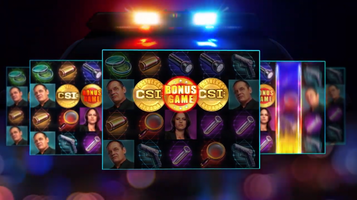 game video slot