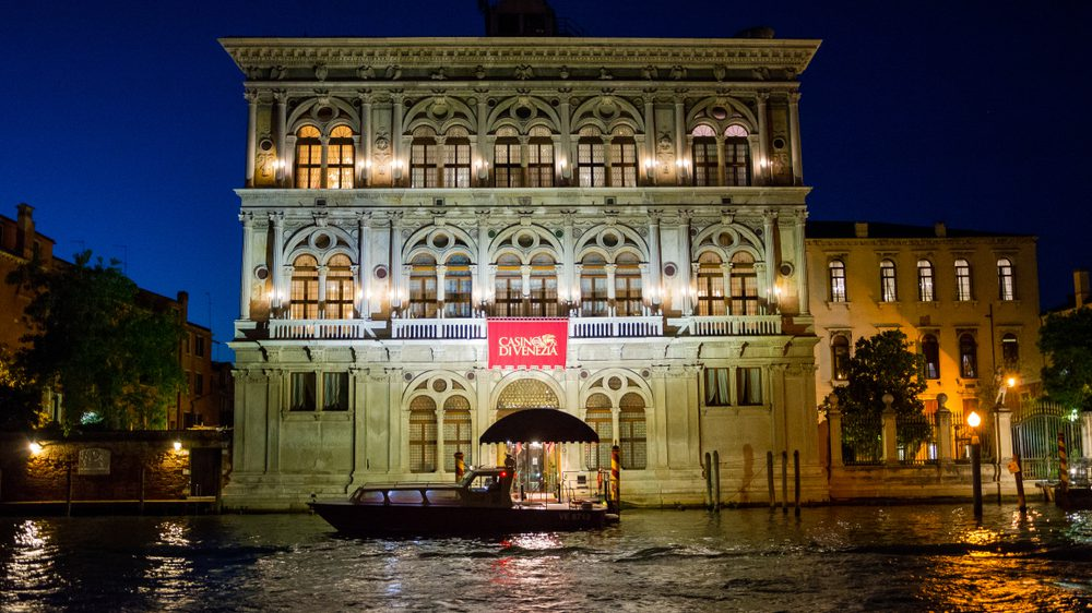 Mansion teams-up with Casinò di Venezia in first land-based collab …