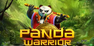 Panda Warrior from Swintt