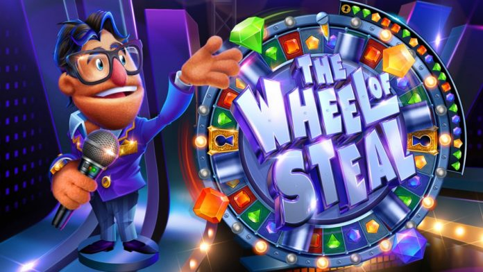 FunFair Games has released its latest real-money multiplayer game with The Wheel of Steal.
