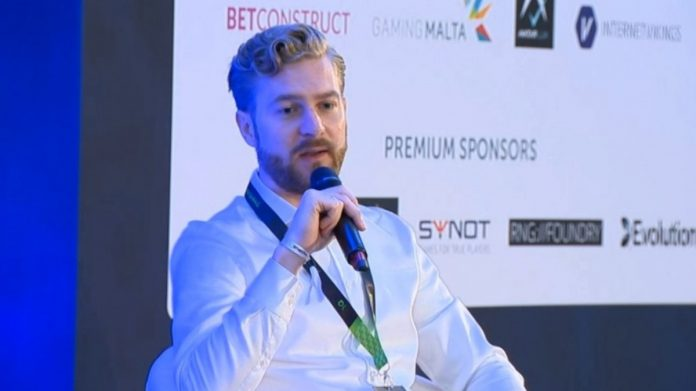 """Pressing the panellists on """"overdoing"""" a branded IP, Jeremy Coleman, RNG Foundry, asked where does brand extension become too much?"""