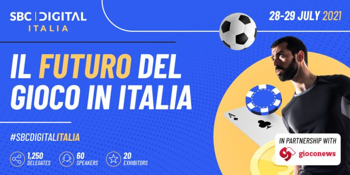 The SBC Digital Italia conference and exhibition is set to see 60 of the most influential figures from the betting and gaming industry share valuable insights about the future of one of Europe's largest regulated gambling markets.