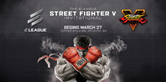 eleague; street fighter v