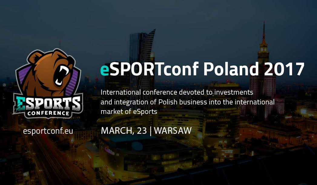 Poland's first esports business conference - Esports Insider