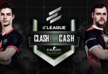 ELEAGUE CS:GO CLASH FOR CASH