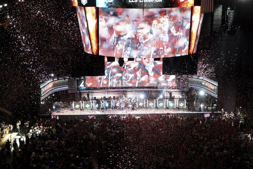 league of legends; nalcs; madison square garden; clg