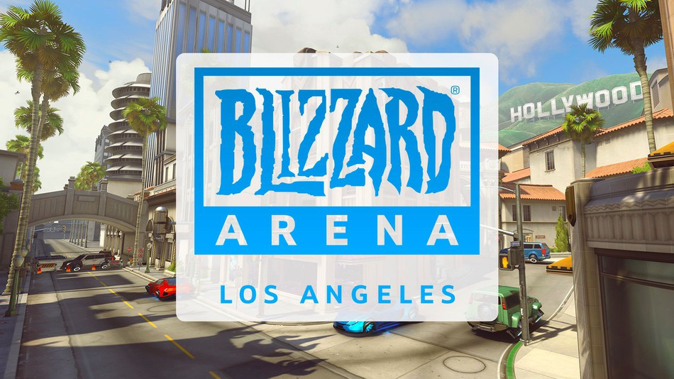 Blizzard Arena To Open In Los Angeles With Overwatch Contenders Next Month
