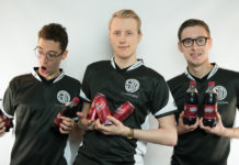 Team SoloMid and Dr Pepper