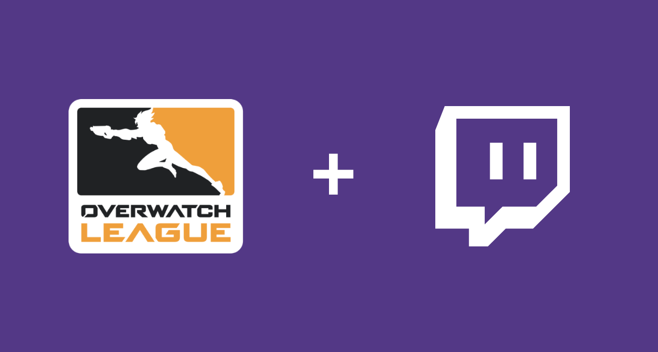 The Overwatch League will be broadcast on Twitch - Esports Insider