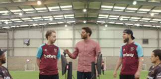 West Ham and Ninjas in Pyjamas