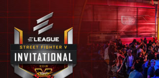 ELEAGUE Street Fighter V Invitational 2018
