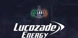 Irelands EStars Lucozade