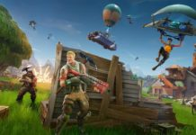 fortnite battle royale; epic games