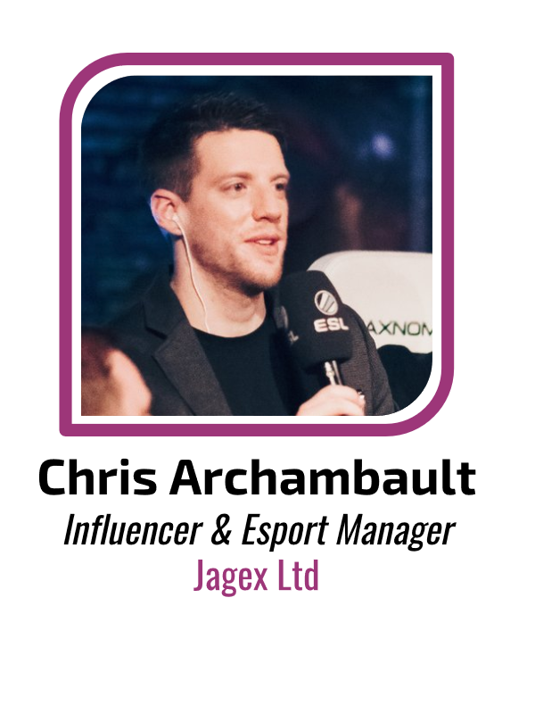 Chris Archambault Jagex