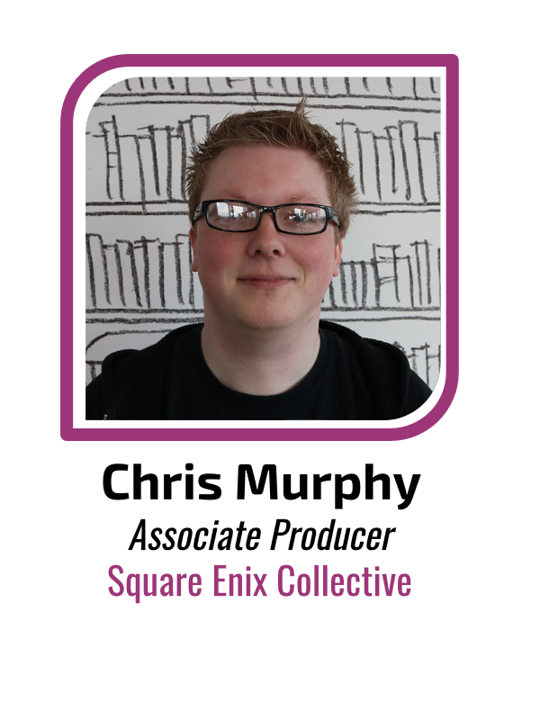 Chris Murphy Square Enix