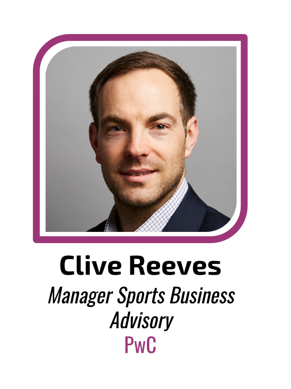 Clive Reeves PwC