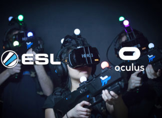 ESL Oculus VR League