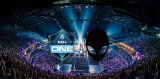 ESL One Alienware