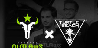 Houston Outlaws Turtle Beach
