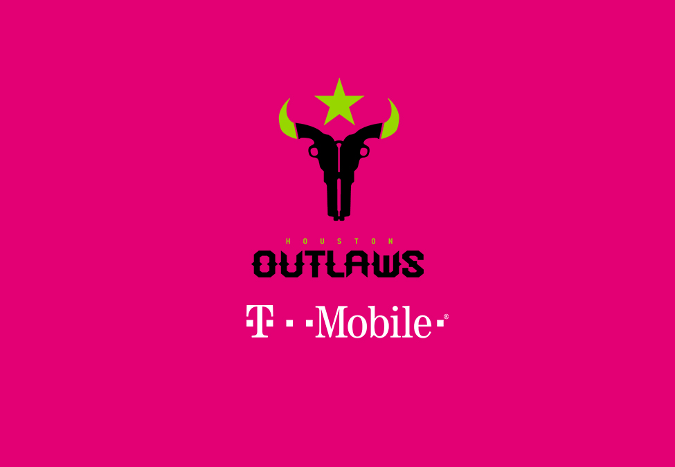 Houston Outlaws T-Mobile