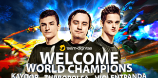 team dignitas; rocket league