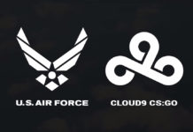 Cloud9 US Air Force