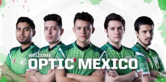 OpTic Gaming Mexico