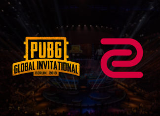 PUBG Global Invitational ZOWIE