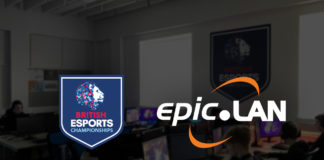 British Esports Championships epic.LAN Business Services