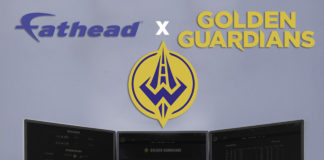Golden Guardians Fathead