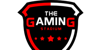 the gaming stadium