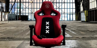 Ajax eSports Playseat
