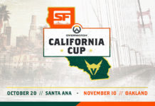 Overwatch California Cup