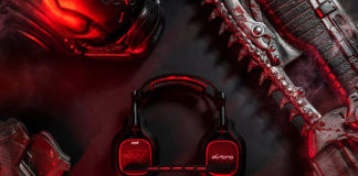 Gears Pro Circuit ASTRO Gaming