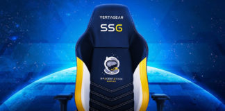 Spacestation Gaming Vertagear