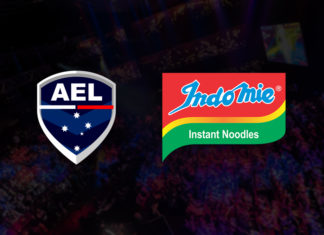 Austalian Esports League Indomie
