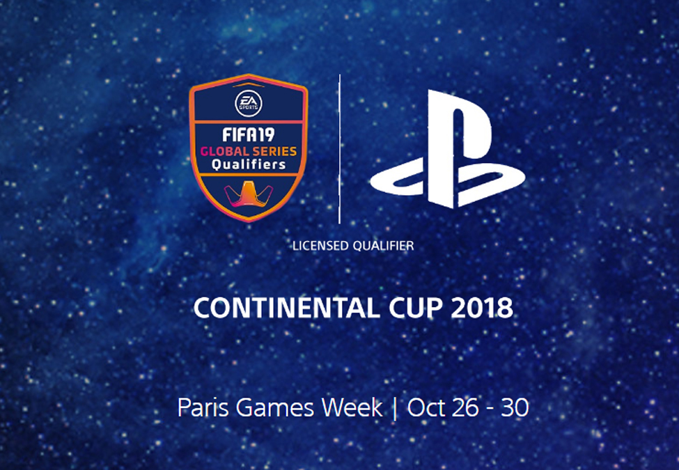 EA, PlayStation 4 launch FIFA 19 Continental Cup - Esports Insider