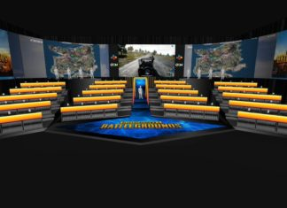 National PUBG League Arena