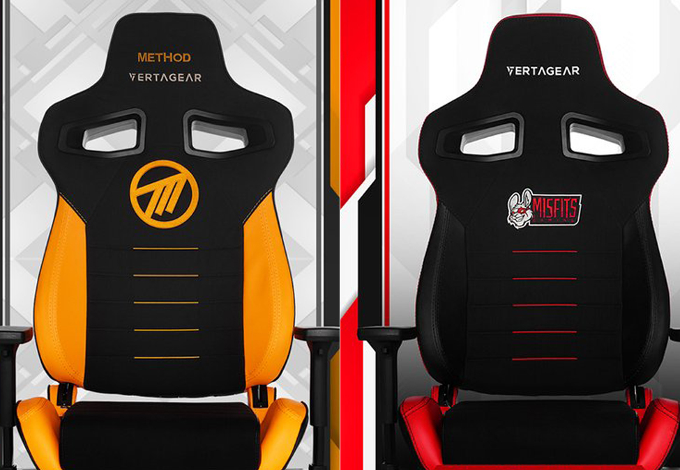 Stupendous Vertagear Finds Partners In Method And Misfits Gaming Ibusinesslaw Wood Chair Design Ideas Ibusinesslaworg
