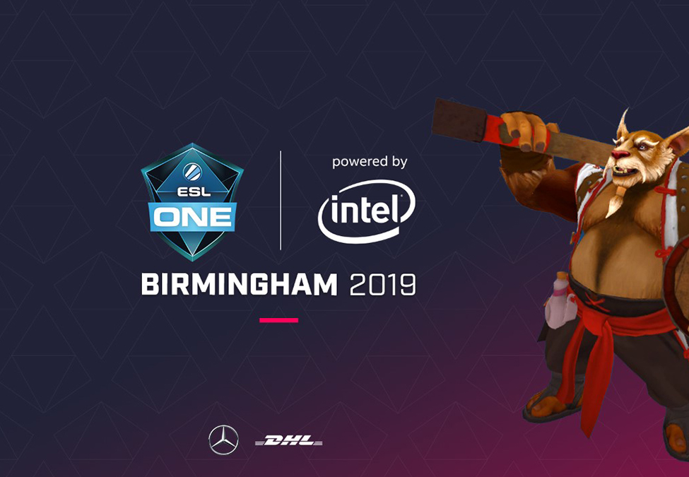 ESL One Birmingham 2019 - What's on this week? Ft ESL One Birmingham 2019