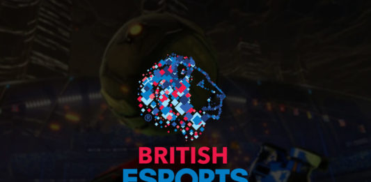 British Esports Association Rocket League