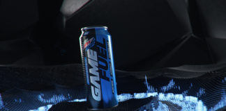 Mountain Dew AMP Game Fuel