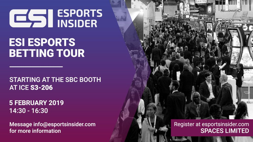 ESI Esports Betting Tours Promo Banner 1920x1080px 1024x576 - Join the ESI Esports Betting Tour at ICE