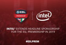 Intel ESL Premiership