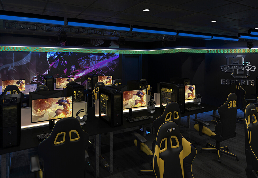 Marquette University Varsity Esports - Marquette University set to launch varsity esports team